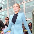La vie sourit enfin à Lindsay Lohan, libérée de toute comparution devant la Cour supérieure de Los Angeles, le 29 mars 2012.