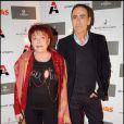 Régine et Alain Chamfort
