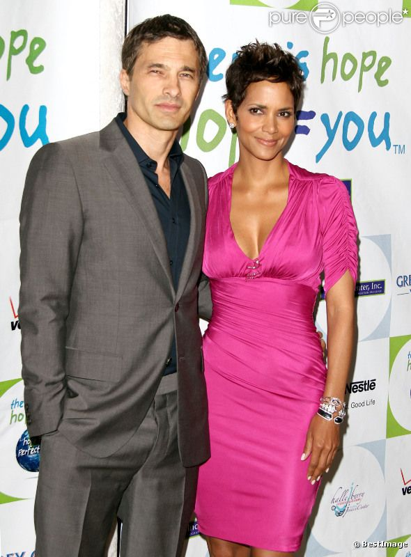 Halle Berry et Olivier Martinez en avril 2011 à Los Angeles