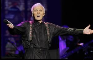 Charles Aznavour: Bon pied bon oeil, à 87 ans, il prépare une nouvelle tournée !