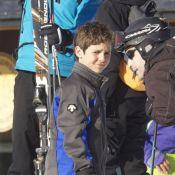Infante Elena : Son fils Felipe, 13 ans, se blesse avec un fusil !