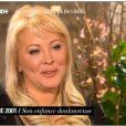 Loana face à Sandrine Quétier, pour l'émission 50 Minutes Inside, diffusée le 11 février 2012.
