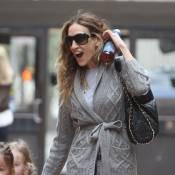 Sarah Jessica Parker : Maman tendre et stylée pour ses adorables jumelles