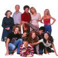 La série That '70s show avec Mila Kunis et Ashton Kutcher