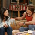Ashton Kutcher et Mila Kunis dans That' 70s Show