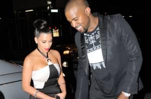 Kanye West et Kim Kardashian : Enfin une soirée seuls en amoureux !
