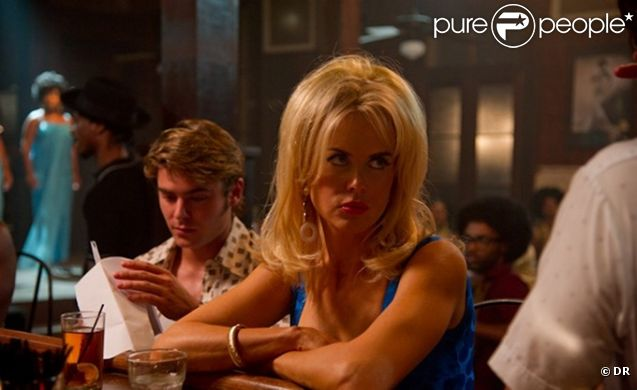 Zac Efron et Nicole Kidman dans  The Paperboy  de Lee Daniels.