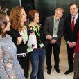 La princesse Mary inaugurait le 25 avril 2012 à l'opéra de Copenhague une exposition sur l'impact des facteurs environnementaux et climatiques sur la santé humaine.