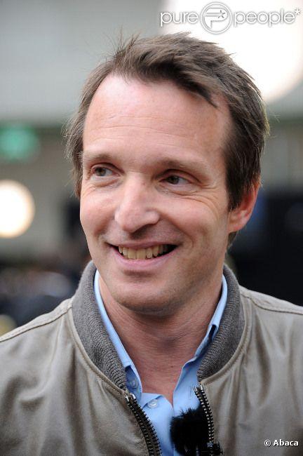 Stéphane Rotenberg en avril 2012 à Paris
