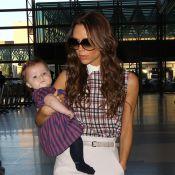 Harper Beckham, avec sa maman Victoria : elle lui vole son statut d'icône mode