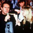 Stone et Charden à Paris, le 22 janvier 1989.
