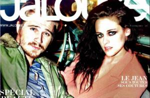 Kristen Stewart, sensuelle, libre et rock, trace sa route avec Garrett Hedlund