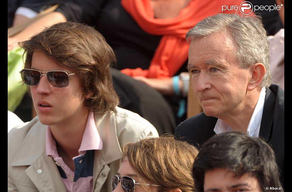 Bernard arnault son images galleries for Bernard arnaud fortune