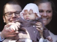 Princesse Estelle : Victoria et Daniel présentent leur bébé, aux 66 ans du roi