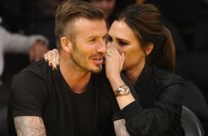 David Beckham : Une montagne de cadeaux pour fêter ses 37 ans en famille