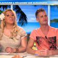 Loana et Benoît dans les Anges de la télé-réalité 4, le mag, jeudi 3 mai 2012 sur NRJ 12