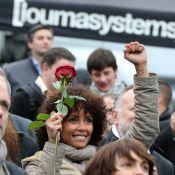 Bastille : Sonia Rolland, Yannick Noah, Anaïs... fêtent la victoire d'Hollande