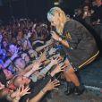 Rita Ora présente son nouveau single R.I.P., au club GAY, à Londres le 6 mai 2012