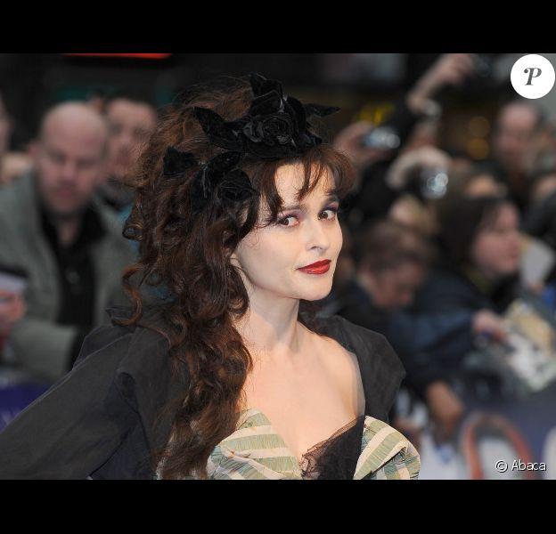 Helena Bonham Carter en mai 2012 à Londres.