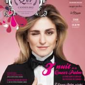 Cannes 2012 - Julie Gayet : ''J'essaie de faire progresser la tolérance''