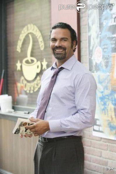 Ricardo Chavira (Carlos Solis) dans Desperate Housewives