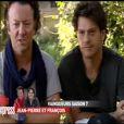 Jean-Pierre et François dans Pékin Express - Le passager mystère sur M6 le mercredi 23 mai 2012