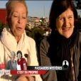 Danielle et Béatrice dans Pékin Express - Le passager mystère sur M6 le mercredi 23 mai 2012
