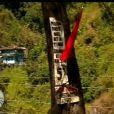 Le drapeau rouge dans Pékin Express - Le Passager Mystère le mercredi 23 mai 2012 sur M6