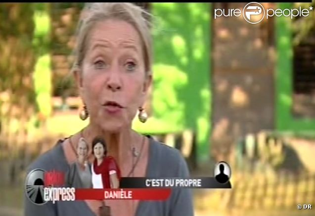 dani le de c 39 est du propre dans p kin express le passager myst re le mercredi 23 mai 2012 sur m6. Black Bedroom Furniture Sets. Home Design Ideas