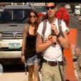 Joël et Cécilia dans Pékin Express - Le passager mystère sur M6 le mercredi 23 mai 2012