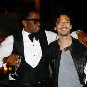 P. Diddy : Adrien Brody, Paris Hilton, Kim Kardashian sur un yacht, la folie !