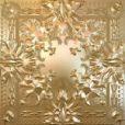Pochette de l'album  Watch The Throne , de Jay-Z et Kanye West