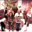 Les habitants forment le Secret Band dans Secret Story 6
