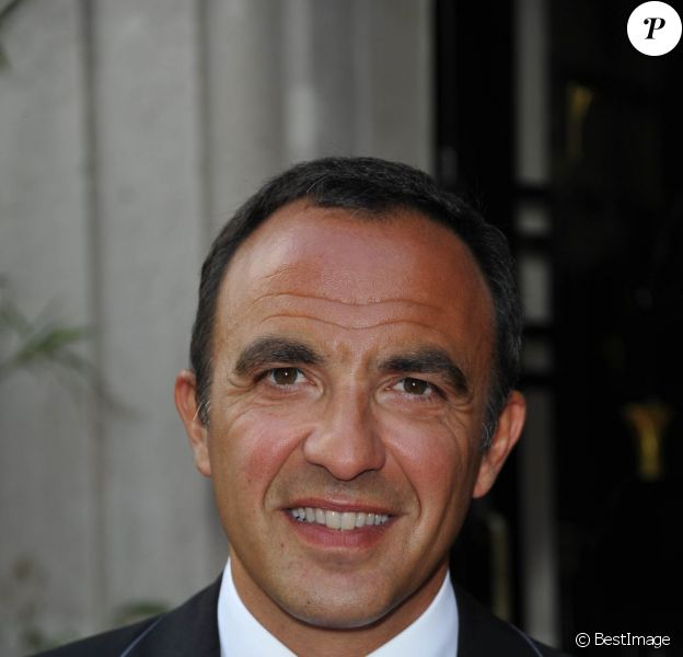 Nikos Aliagas le 28 mai 2012 à Paris