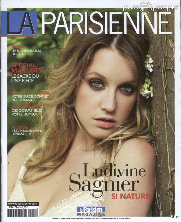 Retrouvez l'interview de Ludivine Sagnier dans La Parisienne, 2 juin 2012.