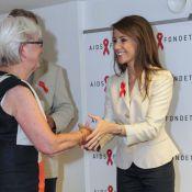 Princesse Marie : Superbe pour de joyeuses retrouvailles sous l'égide de AIDS
