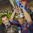 Ronaldinho le 17 mai 2006 à Paris