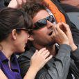Nolwenn Leroy et son compagnon Arnaud Clément, toujours aussi complices, ont suivi la finale féminine, quelques jours après la der de ''La Clé'' à Roland-Garros. Les people ont fait honneur en nombre au triomphe de Maria Sharapova à Roland-Garros, qui a remporté samedi 9 juin 2012 pour la première fois les Internationaux de France, aux dépens de l'Italienne Sara Errani.