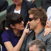 Roland-Garros : Nolwenn et Arnaud Clément tendres, les people fêtent Sharapova