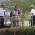 Petra Nemcova, en vacances en amoureux avec Sean Penn, le jeudi 31 mai à Cabo San Luca au Mexique.