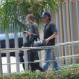 Sean Penn et Petra Nemcova se promènent à Cabo San Luca, au Mexique, le mardi 29 mai.