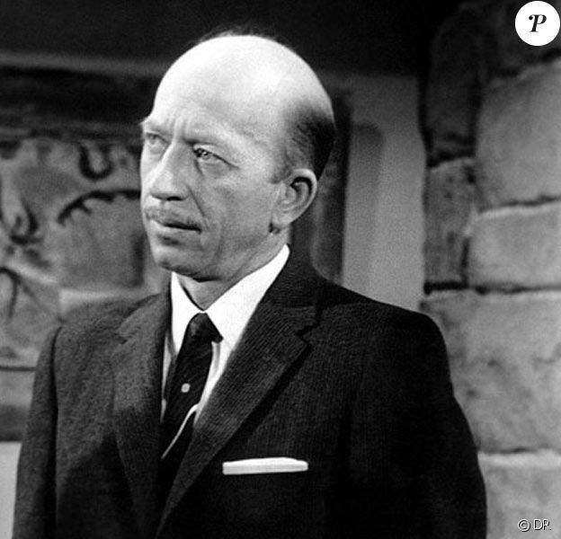 Frank Cady dans L'Homme qui comprend les Femmes en 1959