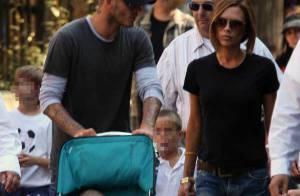 PHOTOS : Quand Victoria Beckham perd la tête !