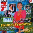 """""""Télé 7 jours en kiosques le 18 juin 2012"""""""