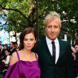 Anna Friel et Rhys Ifans lors de l'avant-première du film The Amazing Spider-man à Londres le 18 juin 2012