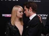 Andrew Garfield envoûté par son Emma Stone très décolletée