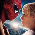 L'affiche du film The Amazing Spider-man