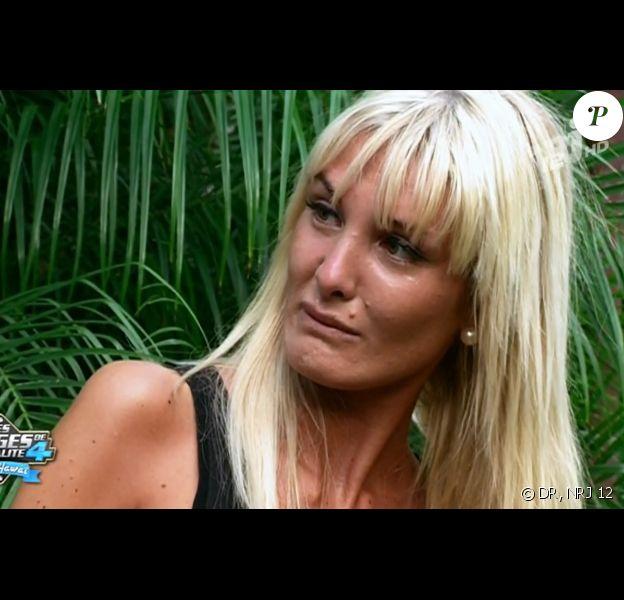 Marie dans les Anges de la télé-réalité 4, mardi 19 juin 2012 sur NRJ12