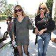 Melanie Griffith et Dakota en séance shopping