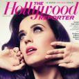 Katy Perry en couverture du  Hollywood Reporter , juin 2012.